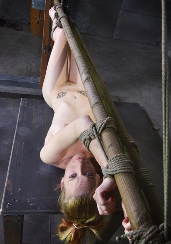 HardTied Pussy Punishment Payback